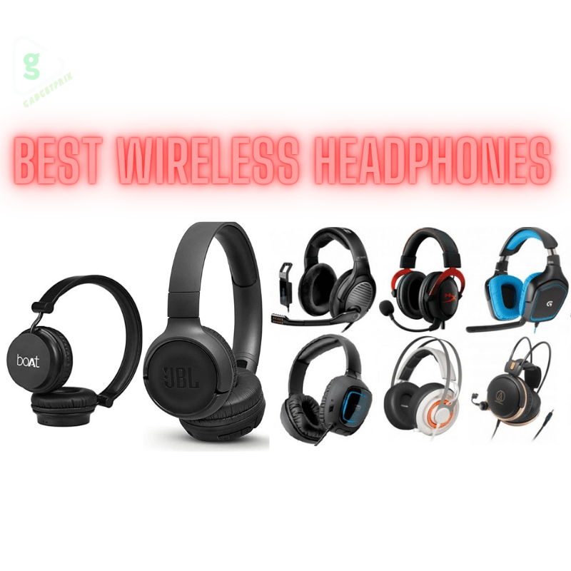Best wireless headphones in India 2020 - Speacification