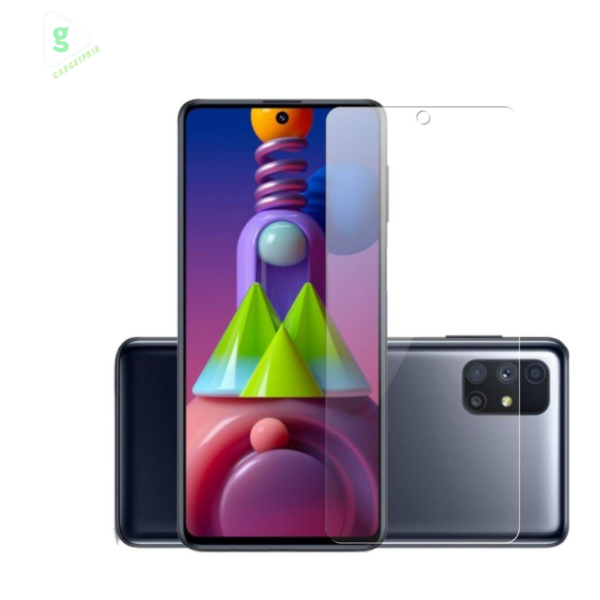 Affix Tempered Glass for Samsung Galaxy M51 /Samsung Galaxy A71/Samsung Galaxy Note 10 Lite