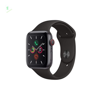 Apple Watch Series 5 GPS + Cellular, 44mm Space Gray - Features , Price